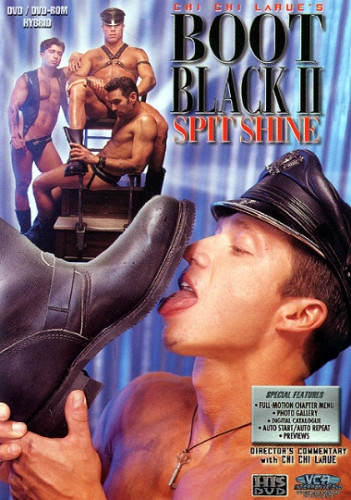 Description Boot Black 2 - Spit Shine
