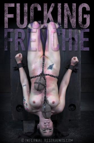 IR – Freya French, Matt Williams – Fucking Frenchie – February 20, 2015 – HD