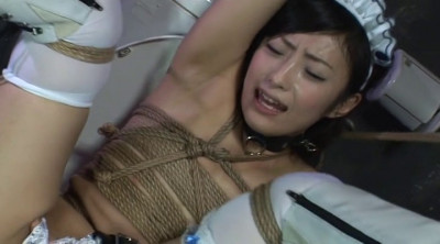 Shizuka Kanno – Undercover Slave Female Sex Training