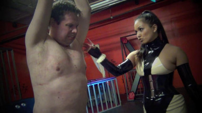 Agonizing Whipping From A Sophisticated Mistress Lana Violet (2014)