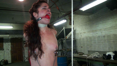 Hot Italian Girl Torment