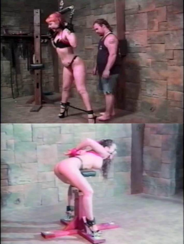 Bound and tortured