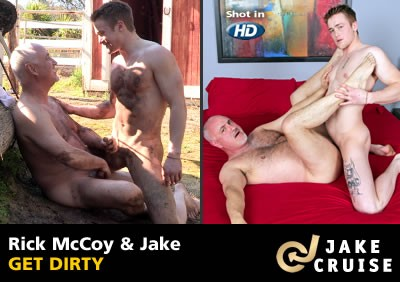 Rick McCoy and Jake get Dirty