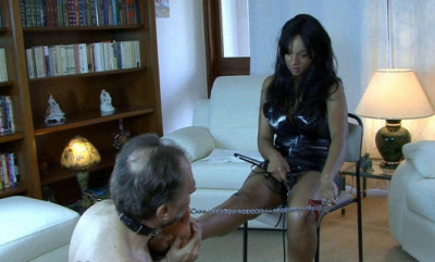 Goddess Kaina And Slave - I Want You To Be My Whore