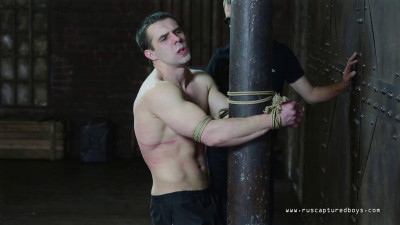 RusCapturedBoys – Punishment for Unsubmissive Prisoner II!