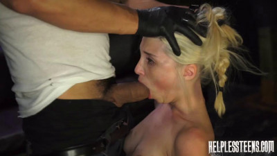 HelplessTeens - Dec 19, 2014 - Piper Perri Endures Outdoor Bondage, Domination & Rough Sex for Help