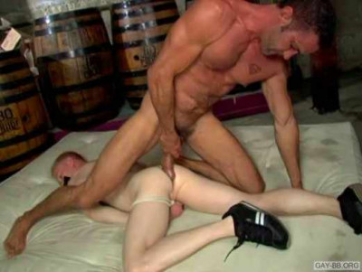 Raw fuckers in hard anal