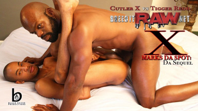 BreedItRaw Marks Da Spot: Da Sequel - Cutler X And Tigger Redd