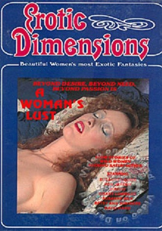 Erotic Dimensions.A Woman's Lust (1983)
