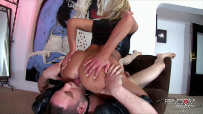 Olivia Austin Consumed by Ass (2015)