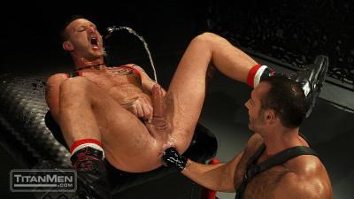 Shove It!: Scene 3: Tibor Wolfe & Brad Kalvo