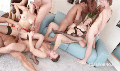 8on2 Gangbang Factor