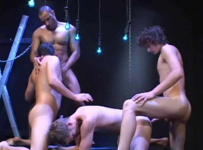Extreme Penetration Orgy!