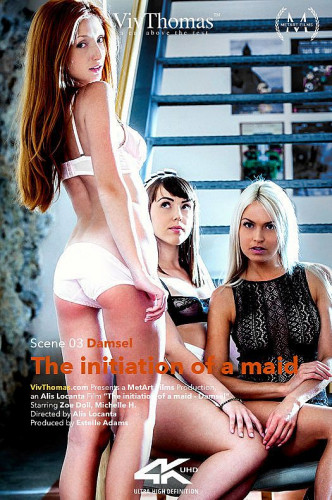 Michelle H and Zoe Doll — The Initiation of a Maid Episode 3