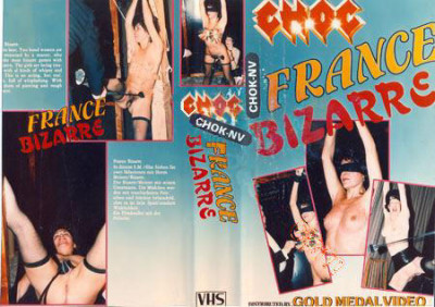 France Bizarre (Gold Media Video) 1980