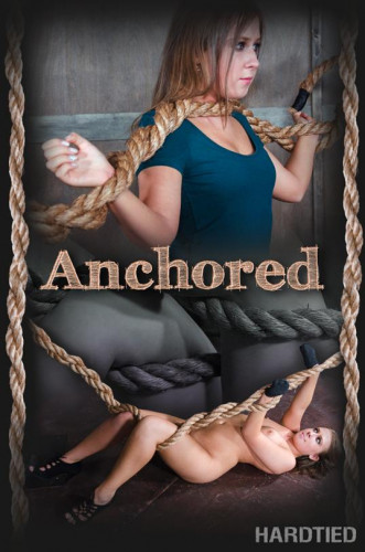 Anchored.
