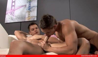 Vadim & Elijah - Muscle Fuck