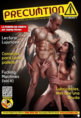 Precumtion Magazine — Vol 4 - Spanish/English