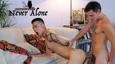 LucioSaints  Never Alone  Ares And Yoshi