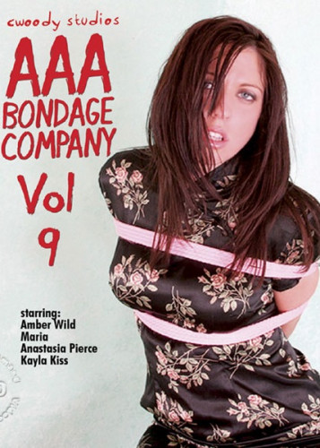Cwoody - AAA Bondage Co Volume 9 DVD