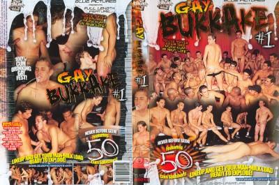 Gay Bukkake #1 (Blue Pictures - 2005) DVDRip