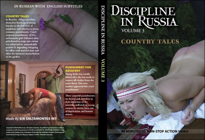 Discipline in Russia #3 - Country Tales & Punishment for Adultery