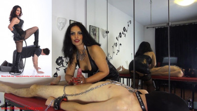 Ruined for Mistress Ezada's ass