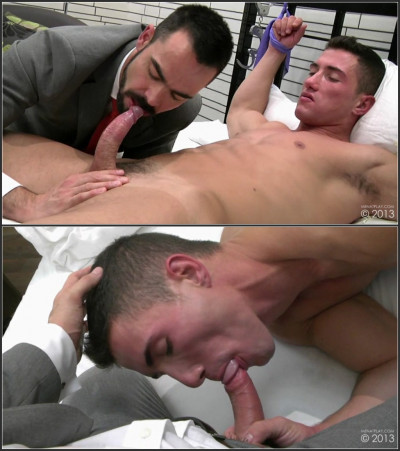 Gay Just Fucked - Marco Rubi and Dolan Wolf