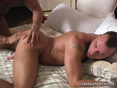 ManHandled – Jessie Colter & Trey Turner In Just Sex