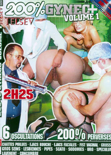 [Telsev] 200 percent gyneco vol1 Scene #4