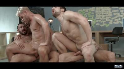 Ex-Machina: A Gay XXX Parody Part 5