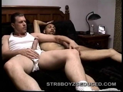 Big Black Str8 Cock