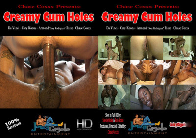 Creamy Cum Holes (hot, new, guy, vid)