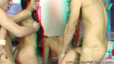 Candelaria and Magda 3D