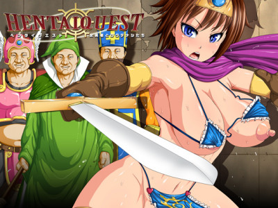 Hentai Quest - The Female Hero & Her Good For Nothing Party