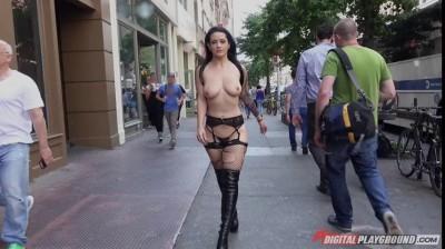 RawCuts — Katrina Jade — Katrina In Public