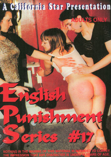English Punishment Series 17 DVD