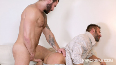 HardKinks — Hairy Alpha — Jessy Ares, Martin Mazza