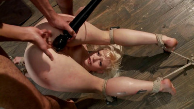 Overwhelmed With Bondage & Cock (17 Jan 2014) Fucked And Bound