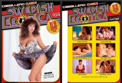 New Swedish Erotica Vol.104