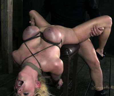 SB - Courtney Taylor, bound, manhandled, used, fucked - February 20, 2013 - HD