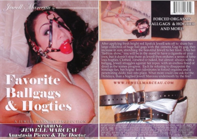 Jewell's Favorite Ballgags & Hogties