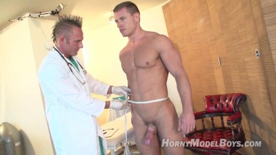Horny Model Boys – Matt Swedish Medical