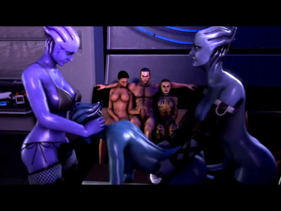 Purple Eagle – Aleena In A Gangbang