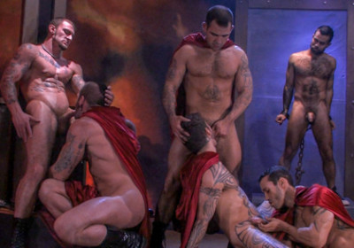 Raging Stallion - Hotter Than Hell 2