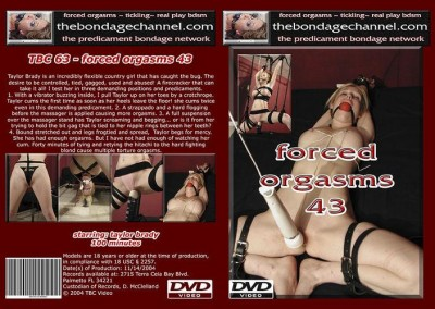 TheBondageChannel Orgasms Vol 43