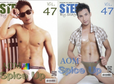 Unseen Step 47 January 2012: AOM Spice Up