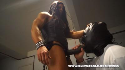 Angela Salvagno - Hostile Domination