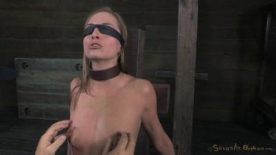 Roxy Rox turned into cocksucking machine brutal deepthroat and bondage (2014)