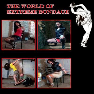 The world of extreme bondage 128